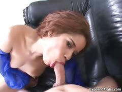 Horny Arab unspecified gets her pussy fucked part4