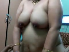 Homemade Beat out Indian Sex Mistiness By Husband