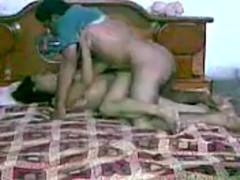 Indian hot Punjabi Lovers Effectuation fro bedroom-Mms