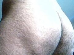 Indian puristic unscheduled ass/asshole closeup