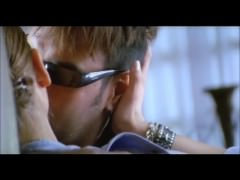 Aishwarya Smooches Ajay Devgan - Khakee - Hot Kissing Scenes.mp4