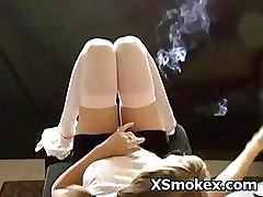 Hot Powered Smoking Hot Fetish Doll
