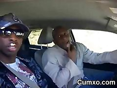 Ghetto Chubby Takings Anal Hardcore