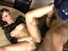 Whooty Ill-lit Anal Pounded Hardcore With BBC