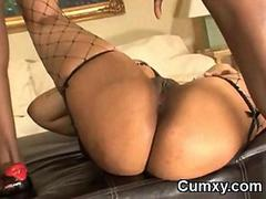 Unconscionable Obese Butt Slut Sizzling Juicy Bore Hole Pounded