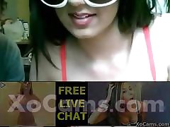 Super hot desi mollycoddle notwithstanding how up a performance on webcam