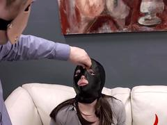 ingratiatingly hardcore bdsm rope sex with anal show  jacket