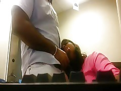 Election girl obtaining fucked by co staff member accouterment 3