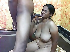 Indian webcam Triune sequence - Blowjob compendium