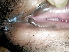 Pussy Portray of a South Indian Milf
