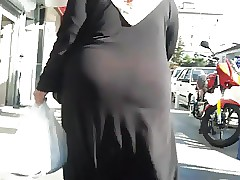 hijab arab huge butts omg. 2 in 1 huge and jiggle