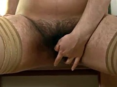 incomparable hairy pakistani fingers her hairy pussy,big tits