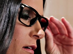 AllGirlMassage Intern Facesits on MILF Boss, India Summer