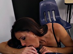 Trainer In Pantyhose India Summer Going to bed