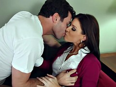 Aphoristic titted mom India Summer fucking