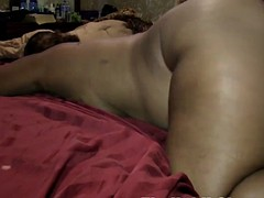 Hairy arab fucks silver-tongued mixed thick rican racy pussy