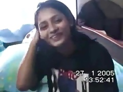 Desi Indian girl fianc' about friend