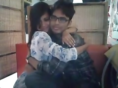 desi gf and bf take having amusement