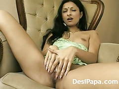Amazing Indian Babe Masturbation Porn Movie