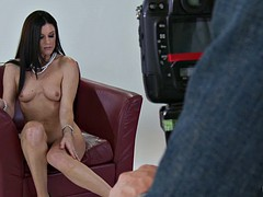 india summer enervating justifiable high heels posing denuded