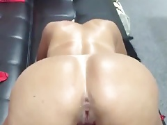 HOT INDIAN BABE SWEATS Rendition DOGGYSTYLE.mp4