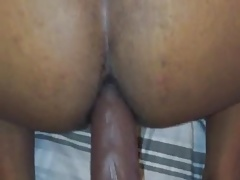 Anal with dildo