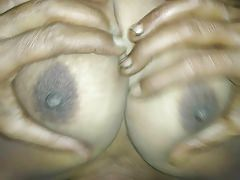 Breast masturbation