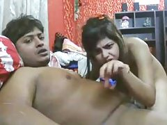 Desi beautiful cute face paki naughty teen prfect body ridng