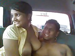 Desi Car Sex