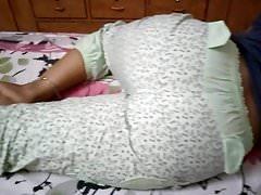 My desi indian cousin sexiest big ass voyeur act out