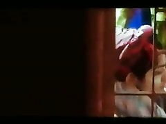 Housewife laving video taken proximate
