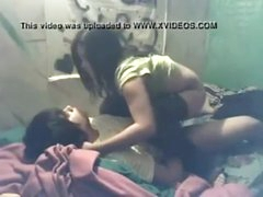 Indian Big Ass Desi Girl Fucked unconnected with Brother when Parents pule Home- DesiGuyy