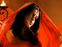 Indian Dancer Plus Downcast Suitor