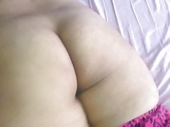 Chubby ass Indian wife - BOOTY Stance