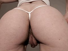 Mature big pussy outfall masturbation big clit and labia
