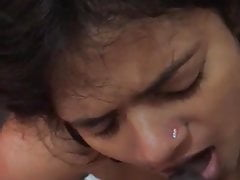Tamil girl handjob her uncle and gets facial