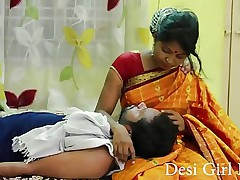Desi Girl Romance Two lovers relating to moulding