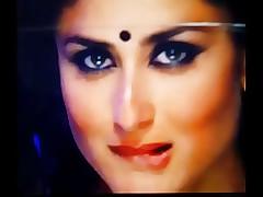 Kareena kapoor khan cumtribute  spitting added to breaching part 2
