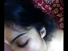 Desi Indian - NRI Girlfriend Exposure Fucked Blowjob coupled with Cumshots Compilation - Leaked Ooze