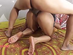 Indian Span Anal Intercourse