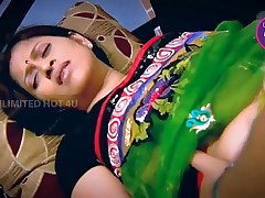 Indian Housewife Tempted Varlet Neighbour uncle in Kitchen - YouTube.MP4