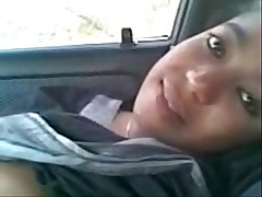 Indian Hot Young Girls fuck BF at buggy - Wowmoyback