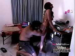 Shilpa Bhabhi Hardcore Indian Making love Surrounding Raghav Fucked On A Table