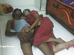 telugu regional couple deny night shagging with sexy desi wife