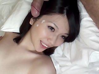 Japanese triple sunny leone 18x1.com