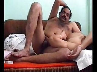 Desi indian tiny hot span sexual relations - www.tube8.com