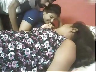 Indian Twosome Fat Girls With Unwitting Chap  webcam - Wowmoyback