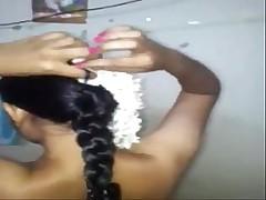 Nadhiyaa - Indian Desi Knockout Teen 18