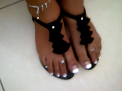 teen indian feet 4