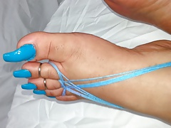 longtoenails, puristic feet, sexy feet, beautiful frontier fingers